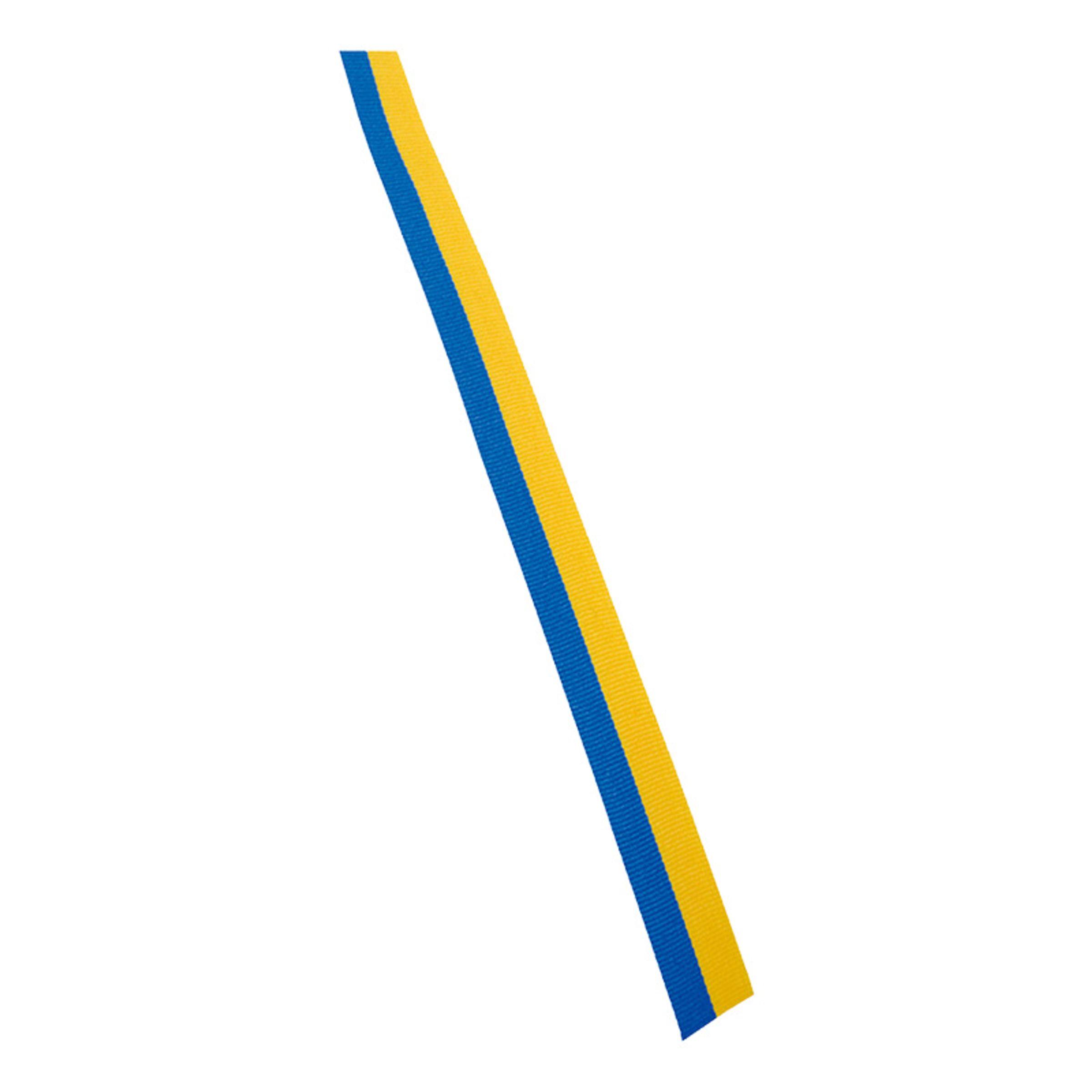 Sverigeband Blå/Gul - 5cmx4m