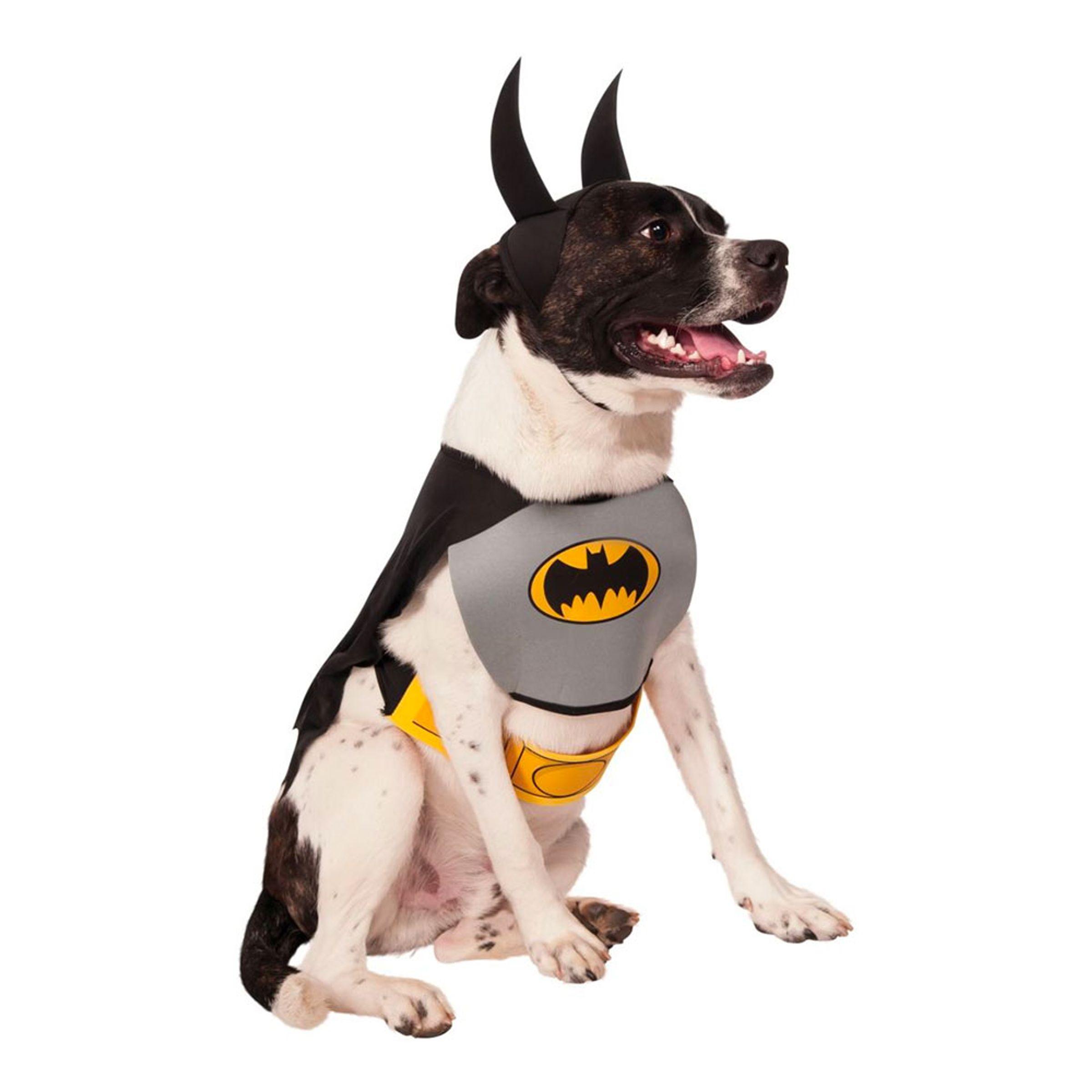Batman Hund Maskeraddräkt - Small