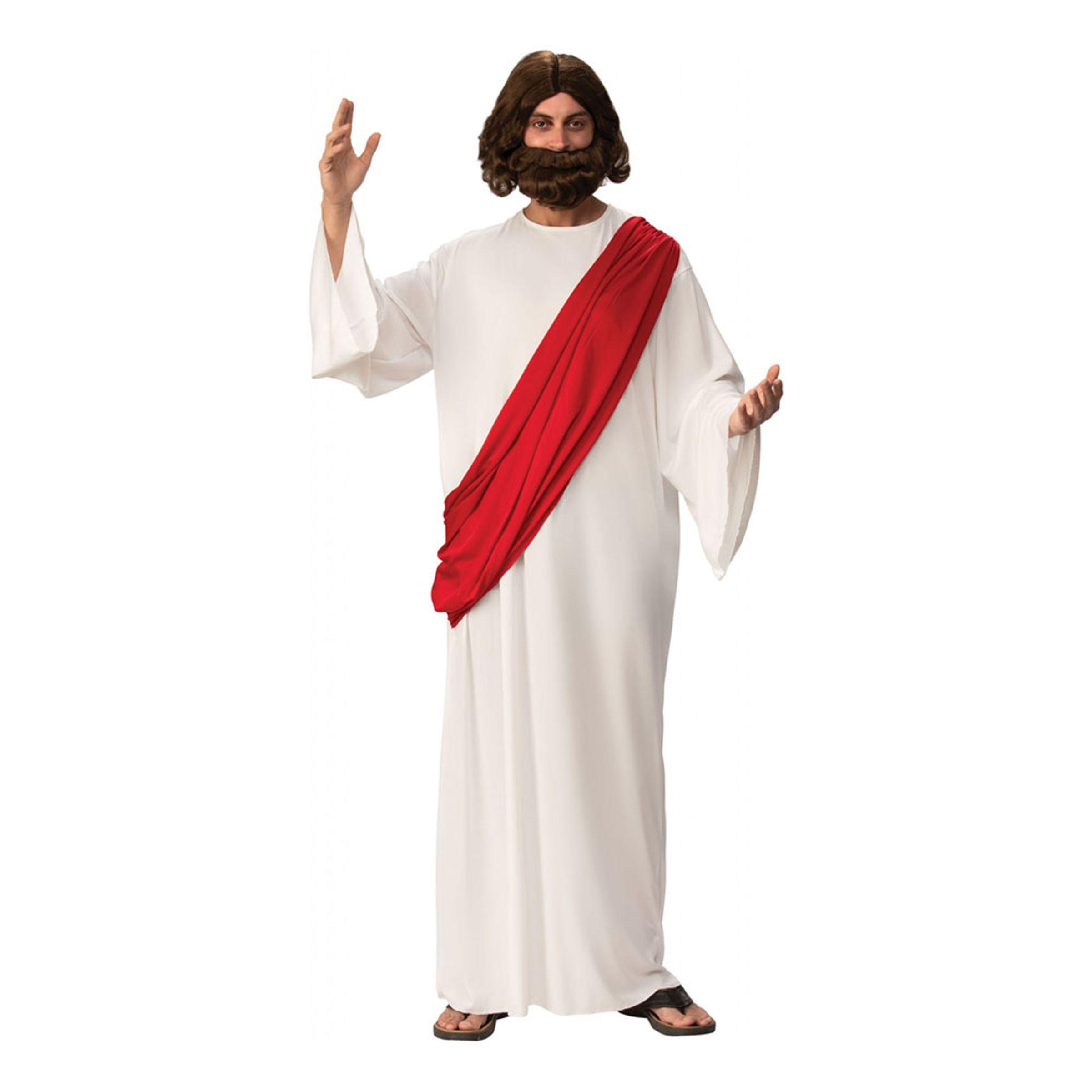 Heliga Jesus Maskeraddräkt - One size