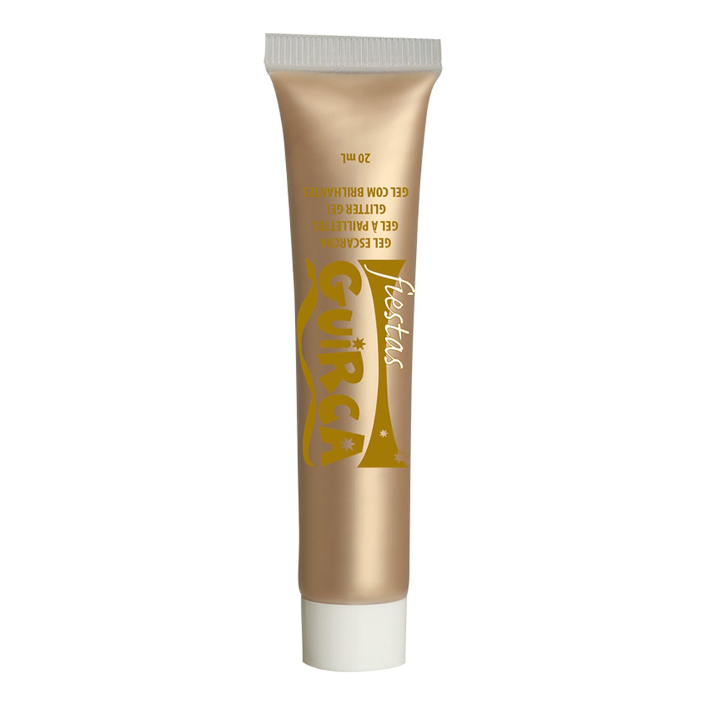 Hudfärg Guld Vattenbaserad - 20 ml