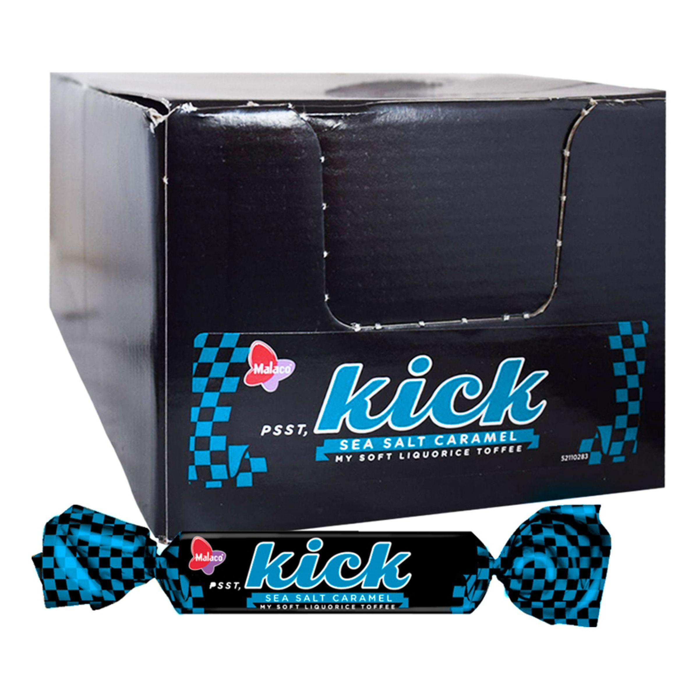Malaco Kick Seasalt - 100-pack
