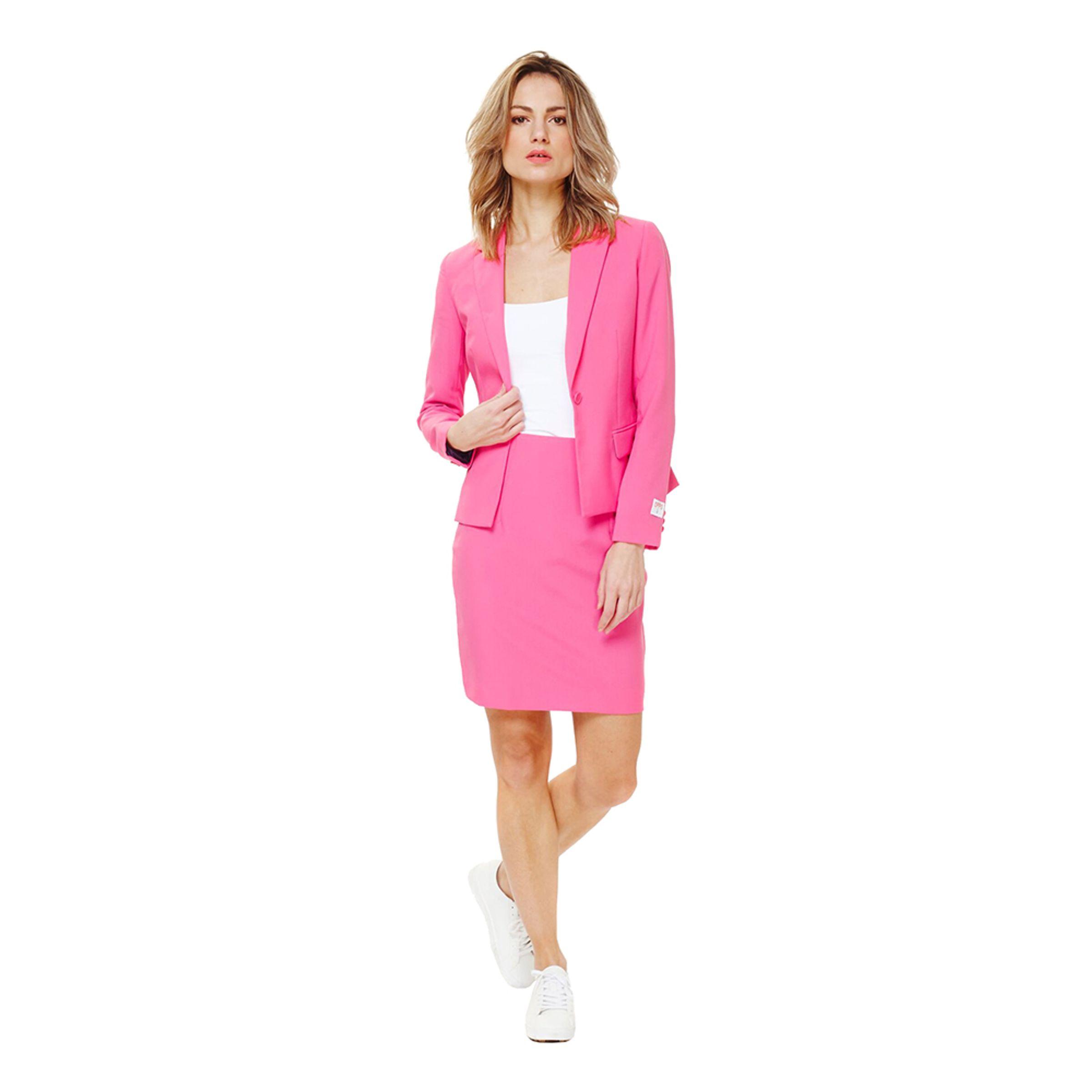 OppoSuits Miss Pink Kostym - 40