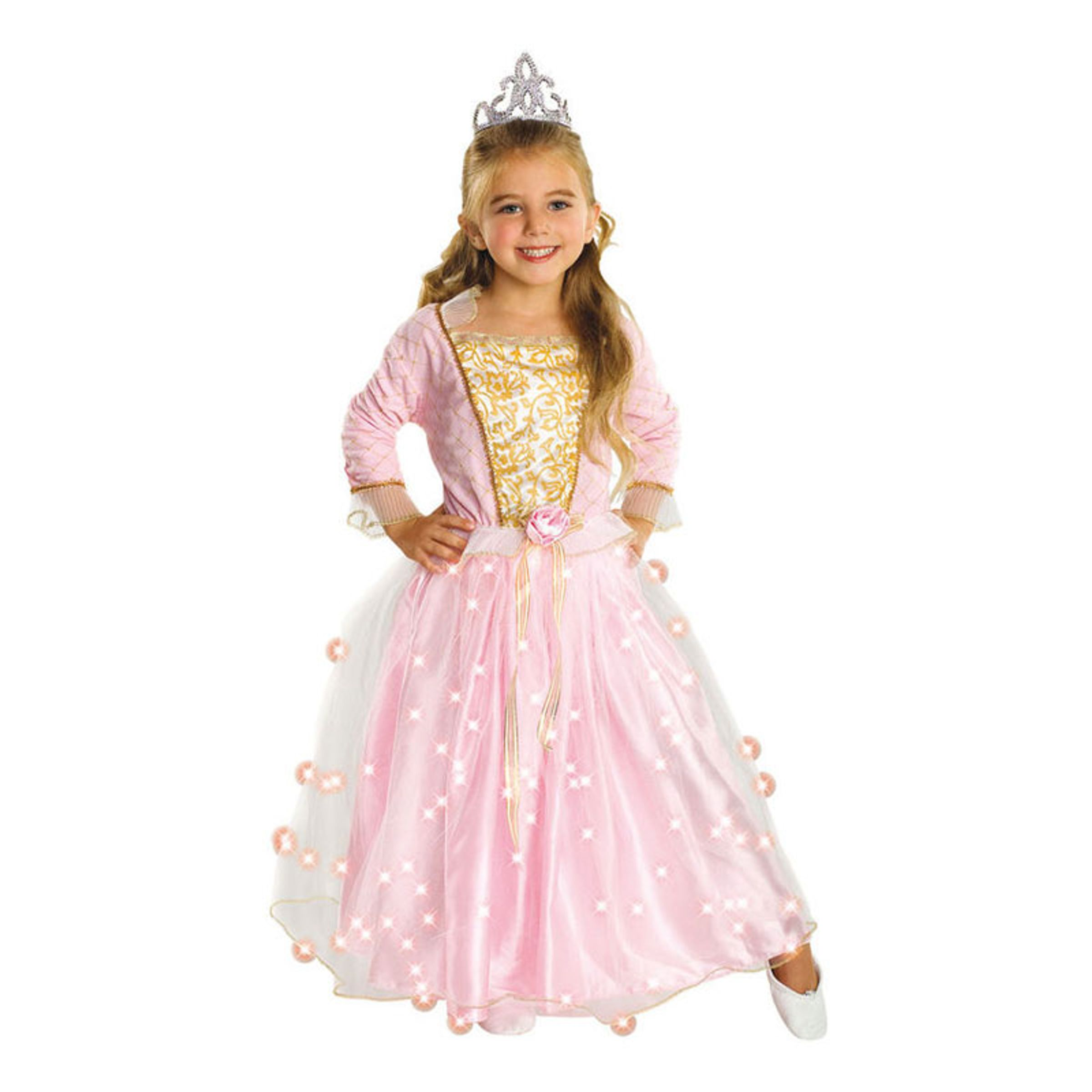 Sagoprinsessa Barn Maskeraddräkt - Toddler