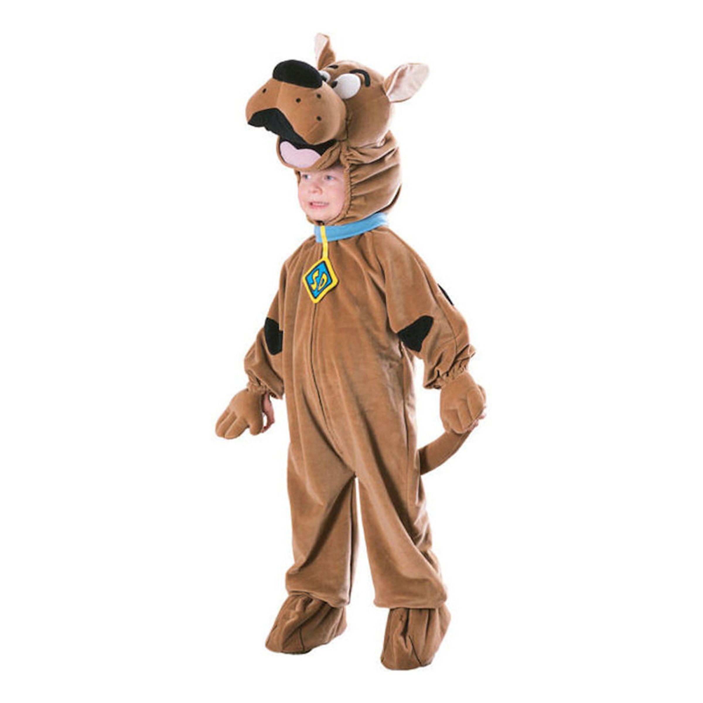 Scooby-Doo Barn Maskeraddräkt - Medium