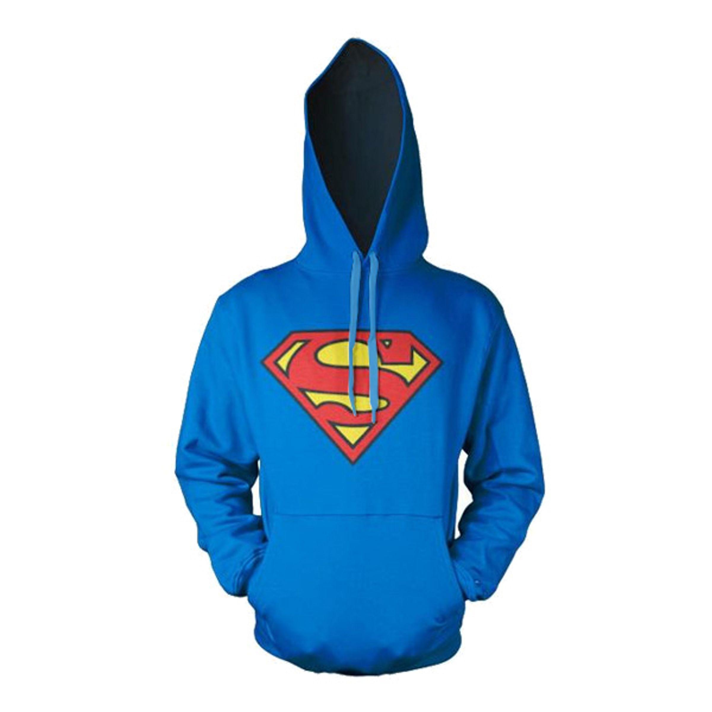 Superman Hoodie - Small
