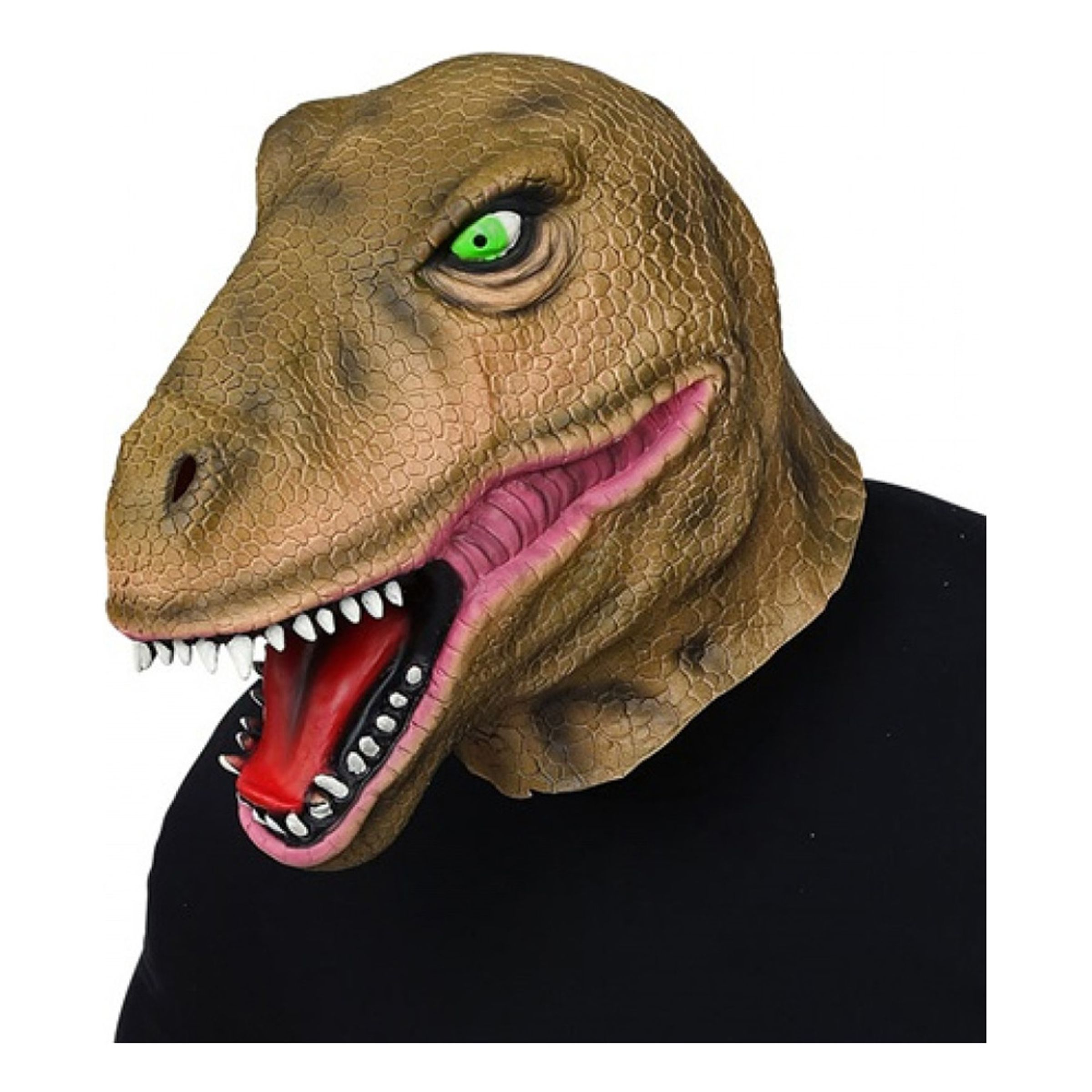 Dinosaurie - T-Rex Deluxe Mask - One size