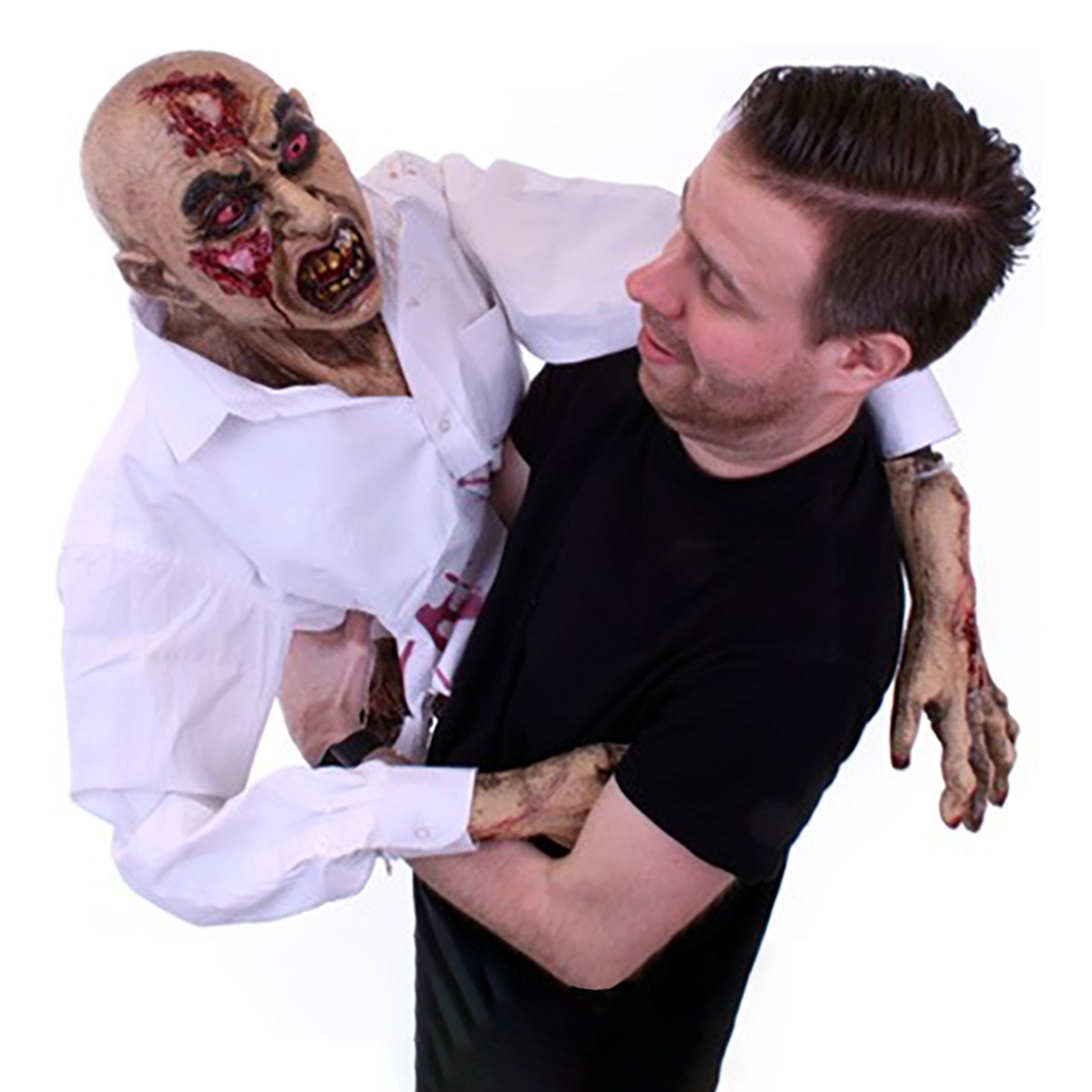 Zombie Hand Puppet