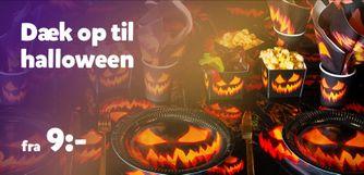Daek op til halloween
